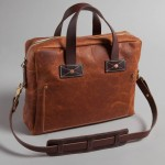 BRIEFCASE - TOBACCO Billy Reid $295