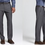 BOSS Black Crigan Solid Pants Bloomingdales $185
