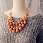 Payless4fab PayLess For Fabulous J. Crew Inspired Bubble Necklaces Etsy $16.99