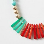 Dejima Comb Necklace Anthropologie $48