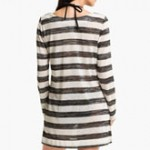 La Blanca 'Dapper Derby' Tunic Cover-Up Nordstroms $65
