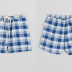 Gant Rugger Check Swim Trunks Bloomingdales $135
