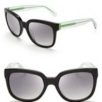 MARC BY MARC JACOBS Color Stripe Wayfarer Sunglasses Bloomingdales $120.00