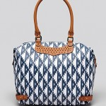 Rebecca Minkoff Tote - Ikat Nylon Travel with Studs Bloomingdales  $165