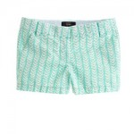 "3"" chino short in herringbone stripe was $54.50  now $39.99"