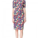 Printed Dress Zara $89.90