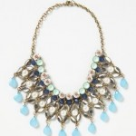 Fertile Crescent Bib Necklace Anthropologie $68