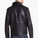 Billy Reid Leather Flight Jacket Sale: $999.90 After Sale: $1,495.00