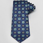Ted Baker Boxed Medallion Classic Tie $95.00