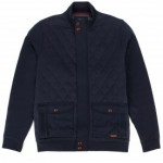 QUILTIN - QUILTED JERSEY JACKET Ted Baker $225