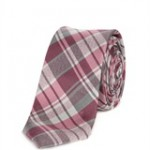 RENE - Check tie  Ted Baker