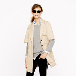 Collection cape trench J.Crew $795