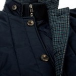 KEREED Vertical quilted jacket Ted Baker