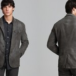 John Varvatos USA Suede Military Jacket Bloomingdales $798