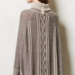 Anthropologie elphine Poncho $148.00