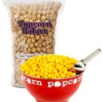 Each month for 12 months receive 1 gallon bag of popcorn different flavor each month.  $245.95