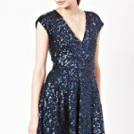 Spectacular Sparkle Dress French Connection $228